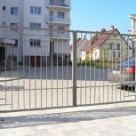 Распашные ворота с автоматикой под ключ, Челябинск