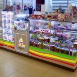 Отделы сладостей из Европы, Челябинск