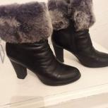 Зимние ботинки RiaRosa 37 размер, Челябинск
