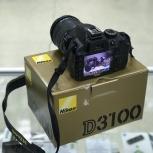 Зеркальный фотоаппарат  Nikon D3100+Sigma AF 17-70 mm, Челябинск