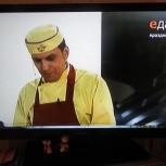 "Телевизор ЖК+Монитор 32"" USB mkv mpeg4 mp3 Fusion Подставка Пульт, Челябинск"