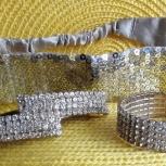 Праздничная бижутерия браслет заколка повязка, Челябинск