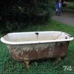 куплю вывезу старую ванну .Демонтаж бесплатно, Челябинск