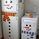 Быстро акуратно вывезем холодильник : Ariston, Челябинск