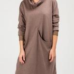 Стильное Платье из натуральных тканей, Челябинск