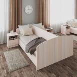 Новая двухместная кровать №55, Челябинск