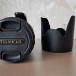 Объектив Tokina 535 (50-135 f2.8 DX) Nikon, Челябинск