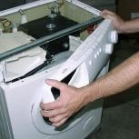 Установка подключение стиральной машины. Выезд на дом, Челябинск