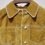 Куртка Zara Испания Замшевая, Челябинск