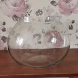 Продам аквариум круглый 20 литров, Челябинск