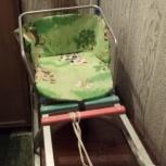Продам детские санки, Челябинск