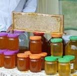 Мед жёлтый цветочный Еткульский насыщенный, Челябинск