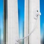 Автоматический ограничитель окна penkid с тросом и ключом, Челябинск