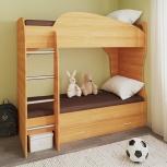 Новая двухъярусная кровать №07, Челябинск
