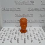 Голова женская пластиковая, Челябинск