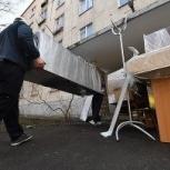 Грузчики переезд грузоперевозки доставка, Челябинск