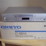 CD-проигрыватель Onkyo C-S5VL, Челябинск