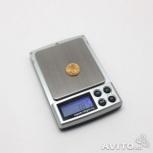 500-граммовые ювелирные портативные карманные весы, Челябинск