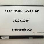 Новая матрица для ноутбука (15.6 30Pins Full HD), Челябинск