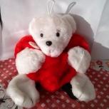 Продам новый рюкзачок-мишку, Челябинск