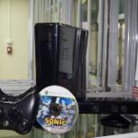 Игровая приставка Microsoft Xbox 360 250 ГБ + Kinect, Челябинск