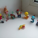 Игрушки (фигурки ) из киндер-сюрприз, Челябинск