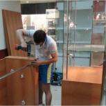 Ремонт сборка мебели дверей окон на дому в офисе Монтаж полов, стен, Челябинск