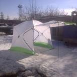 Палатка Куб 2,2х2,2х2,1 3-х мест с, Челябинск