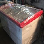 Ларь морозильный italfrostCF500 номенклатура 300шт, Челябинск