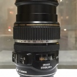Объектив Canon EF-S 17-85mm f/4-5.6 IS USM, Челябинск