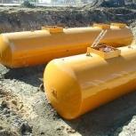 Резервуар горизонтальный стальной РГС-50 м3 (РГСП-50м3), Челябинск