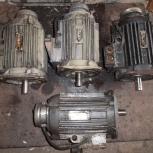 Двигатель подач привода Размер 2м-5-21, 4АМХ2П100L4ПБТ, Челябинск