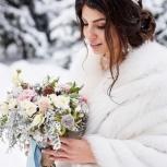 Свадебные шубки из норки. Прокат, Челябинск