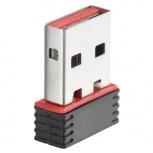 Адаптер WiFi Noname WD-1511B, USB, MT7601, 802.11b/g/n, без упаковки, Челябинск