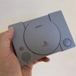 Sony PlayStation Classic прошита + 45 игр, Челябинск