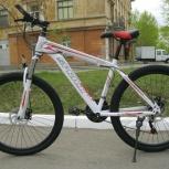 Велосипед,  алюминий диск шимано лепестки новый, Челябинск