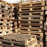 Европоддон нестандартный промышленный деревянный ТУ 1000*1000, Челябинск