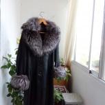 Продам кожаное пальто из натуральной кожи, Челябинск