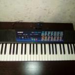 Продам синтезатор Casio CTK-120, Челябинск