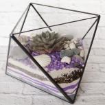 Флорариум, композиции в стекле, подарки, Челябинск