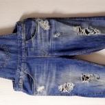 Джинсовый комбинезон gloria jeans 42-44, Челябинск