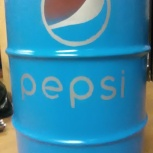 """Бочка с дизайном """"Pepsi"""" 60 л, Челябинск"""