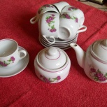 Сервиз чайный С.С.С.Р. ( 14 предметов), Челябинск