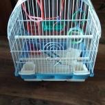 Продам клетку для попугая, Челябинск