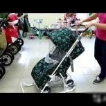 Санки коляска большие колеса опт розница, Челябинск