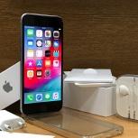 Смартфон Apple iPhone 6 16GB РСТ MG472RU/A, Челябинск