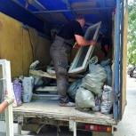 Вывоз строительного мусора и старой мебели, Челябинск