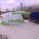 Палатка Куб 3,5х3,5х2,4 6-ти мест., Челябинск