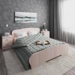 Новая двуспальная кровать 46, Челябинск