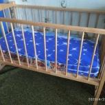 Кроватка детская, Челябинск